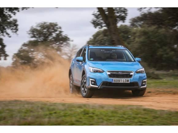 Prueba del nuevo Subaru XV ECO Hybrid: precios, datos y opinión