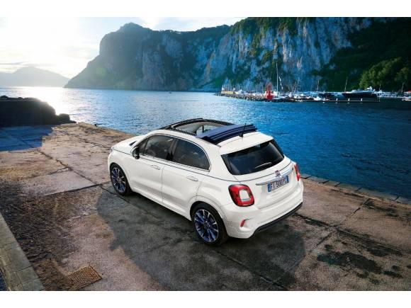 Nuevo Fiat 500x Dolcevita: más acabados para el SUV descapotable
