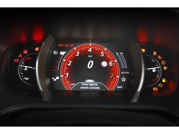 Prueba nuevo Renault Mégane 2016, motores y tecnología