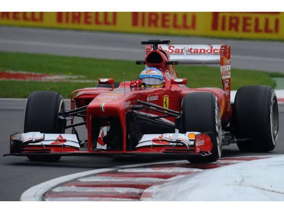 F1 2013: Gran Premio de Canadá. Juego de Niños