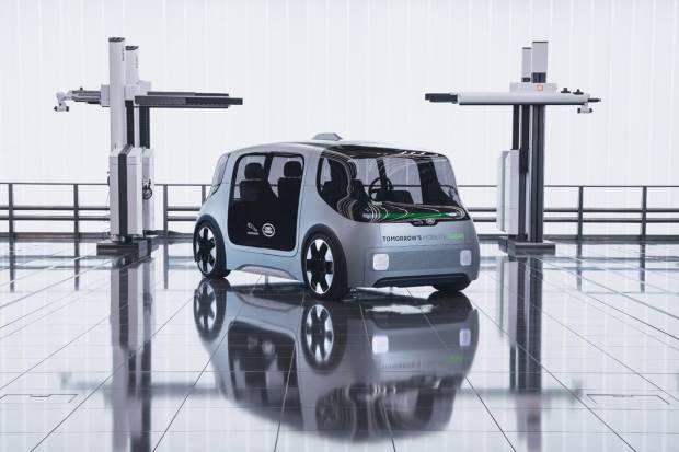 La movilidad urbana del futuro según Jaguar-Land Rover