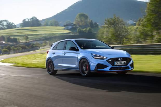 Nuevo Hyundai i30 N: mejoras dinámicas y posibilidad de cambio automático