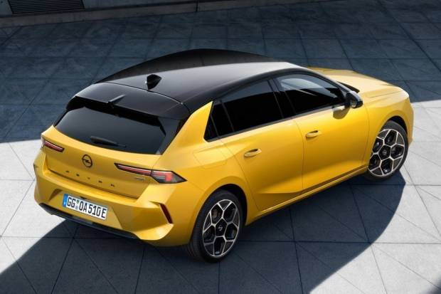 Precios nuevo Opel Astra 2022: desde 22.700 euros y más habitable