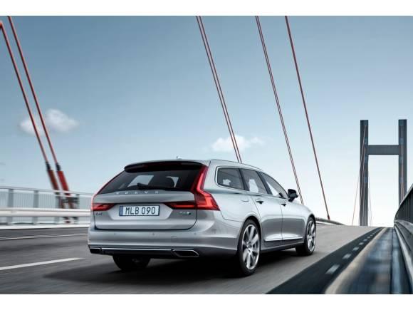 Nuevo Volvo V90: lujo familiar