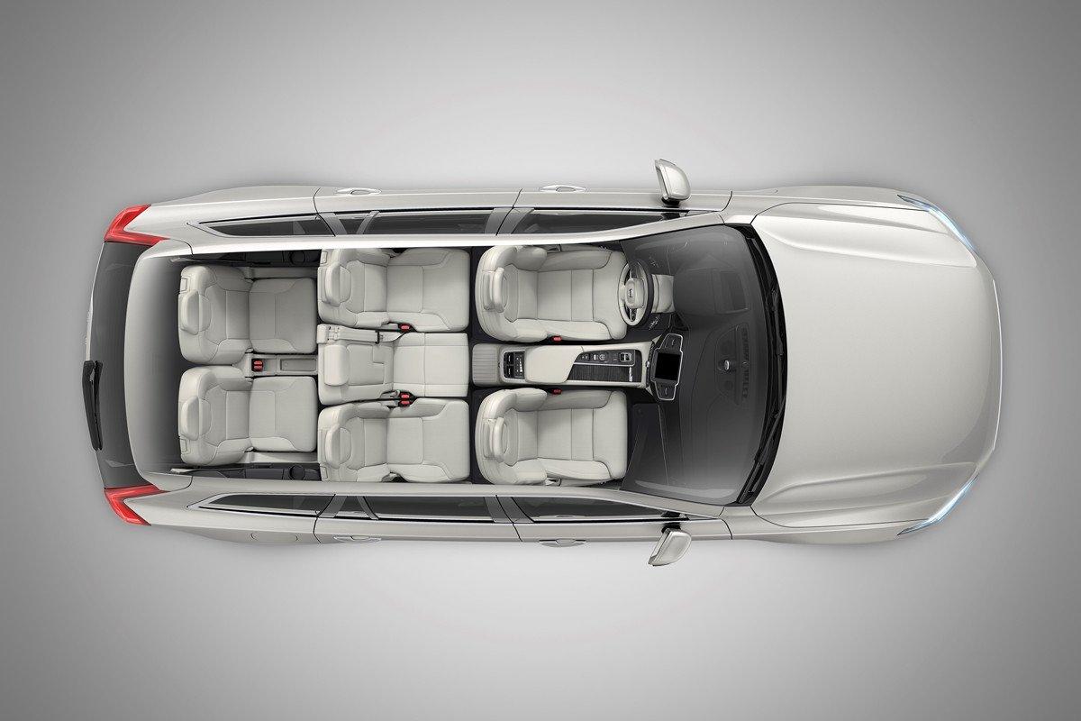 Nuevo Volvo XC90