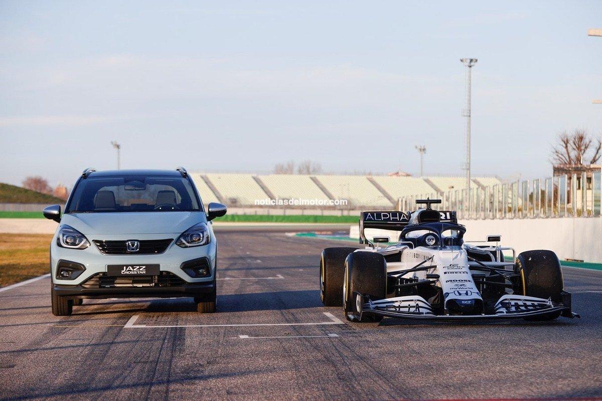 F1 coches producción