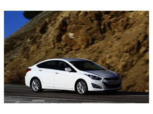 Prueba: Hyundai i40 Sedán
