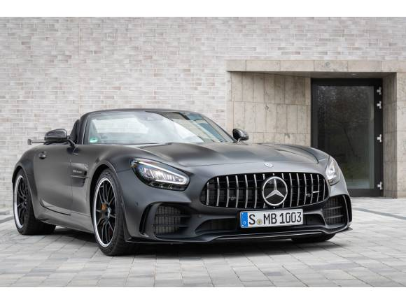 Nuevo Mercedes-AMG GT R Roadster: solo se fabricarán 750 unidades