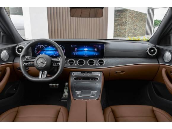 Nuevo Mercedes Clase E: más eficiente y tecnológico