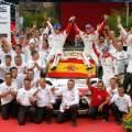 Campeonato del Mundo de Rallyes 2013: Dani Sordo gana su primer Rallye en el Mundial