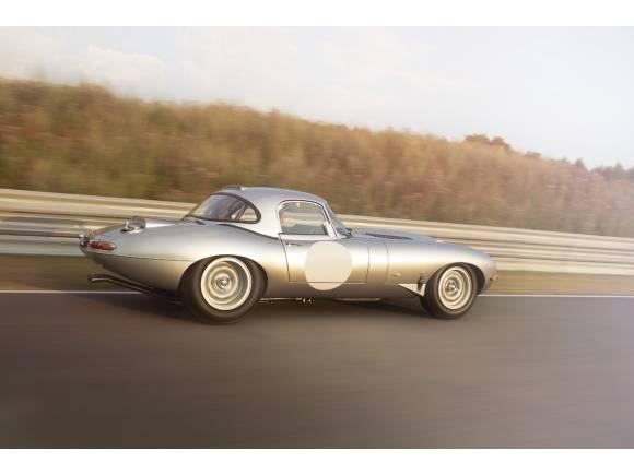 Jaguar E-Type Lightweight: la resurrección de un mito