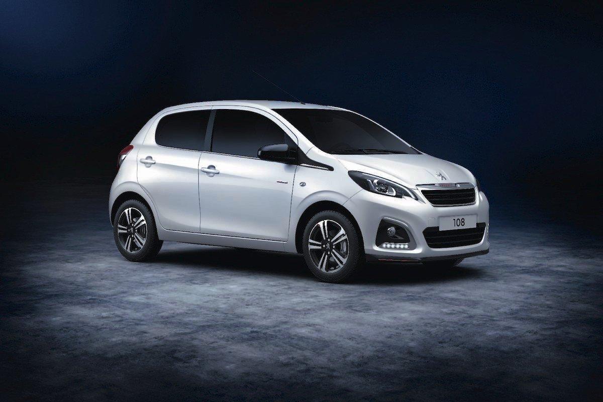 Peugeot 108 2018