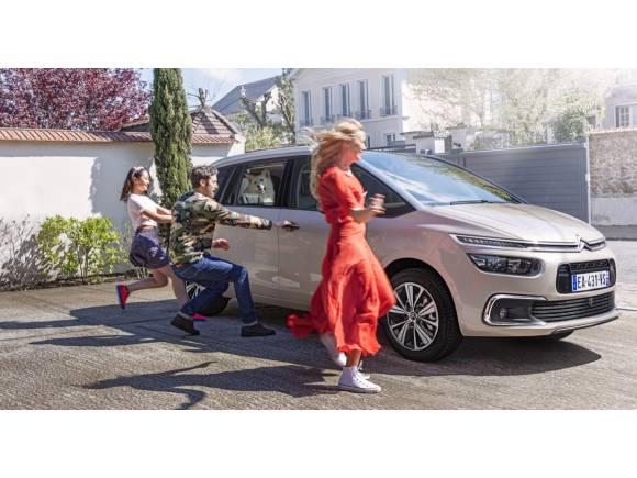 Nuevos Citroën C4 Picasso y Grand C4 Picasso 2016