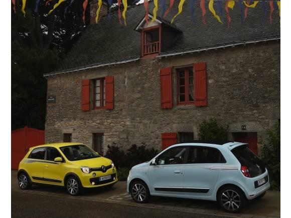 Todo sobre el nuevo Renault Twingo 2015, con precios y datos técnicos