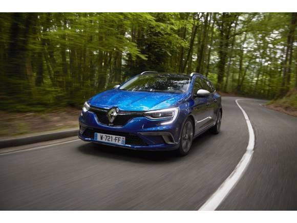 Prueba: Renault Megane Sport Tourer 2017 de carrocería familiar