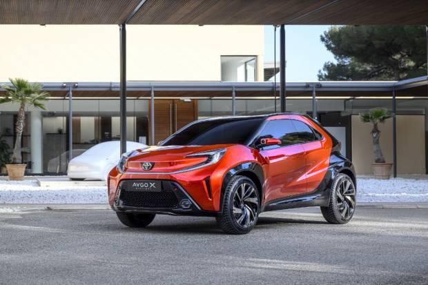 Toyota Aygo X Prologue: el prototipo que marcará a una generación