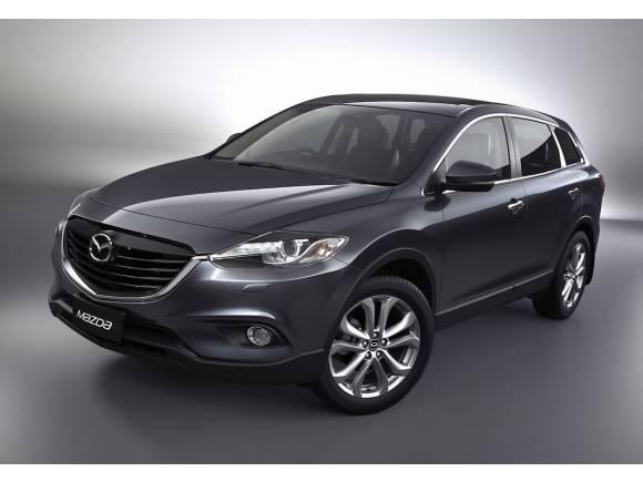 Mazda CX-9, disponible en España en diciembre