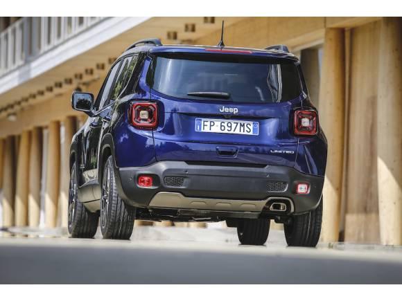 Nuevo Jeep Renegade 2019, diseño y motores nuevos
