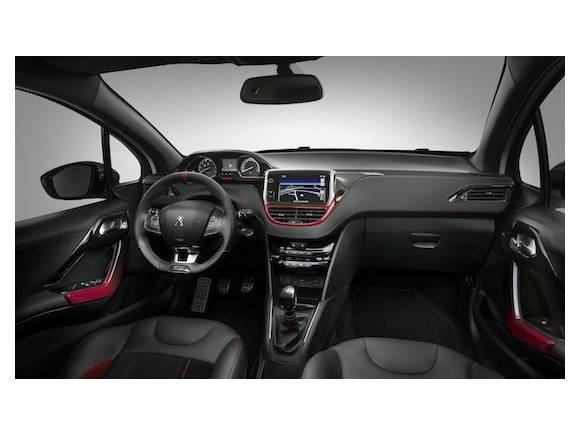 Nuevo Peugeot 208 GTI, con motor turbo y 200 CV