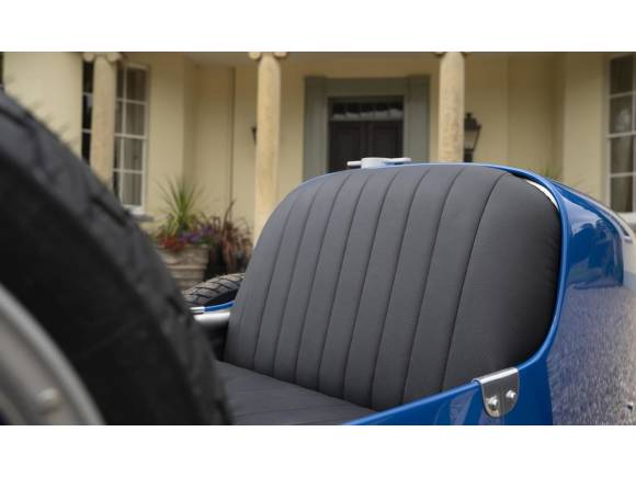 El juguete más caro del mundo, Bugatti Baby II