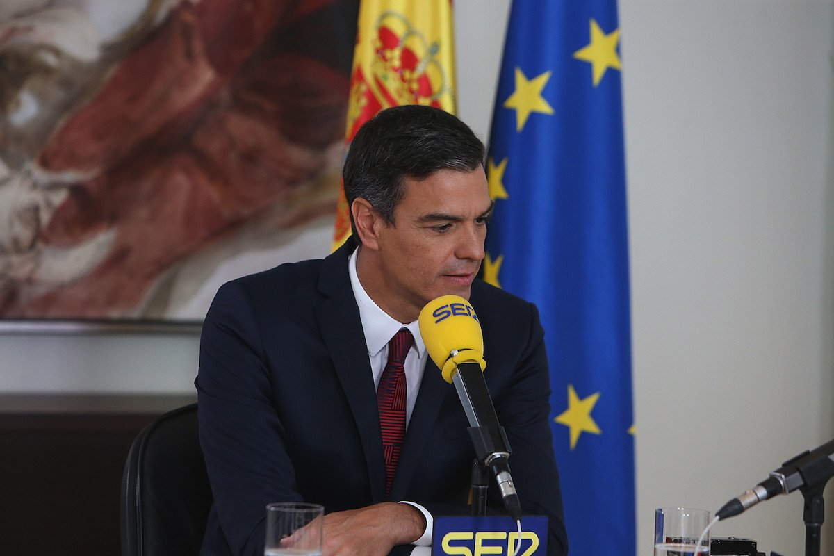 Pedro Sanchez contra los diesel