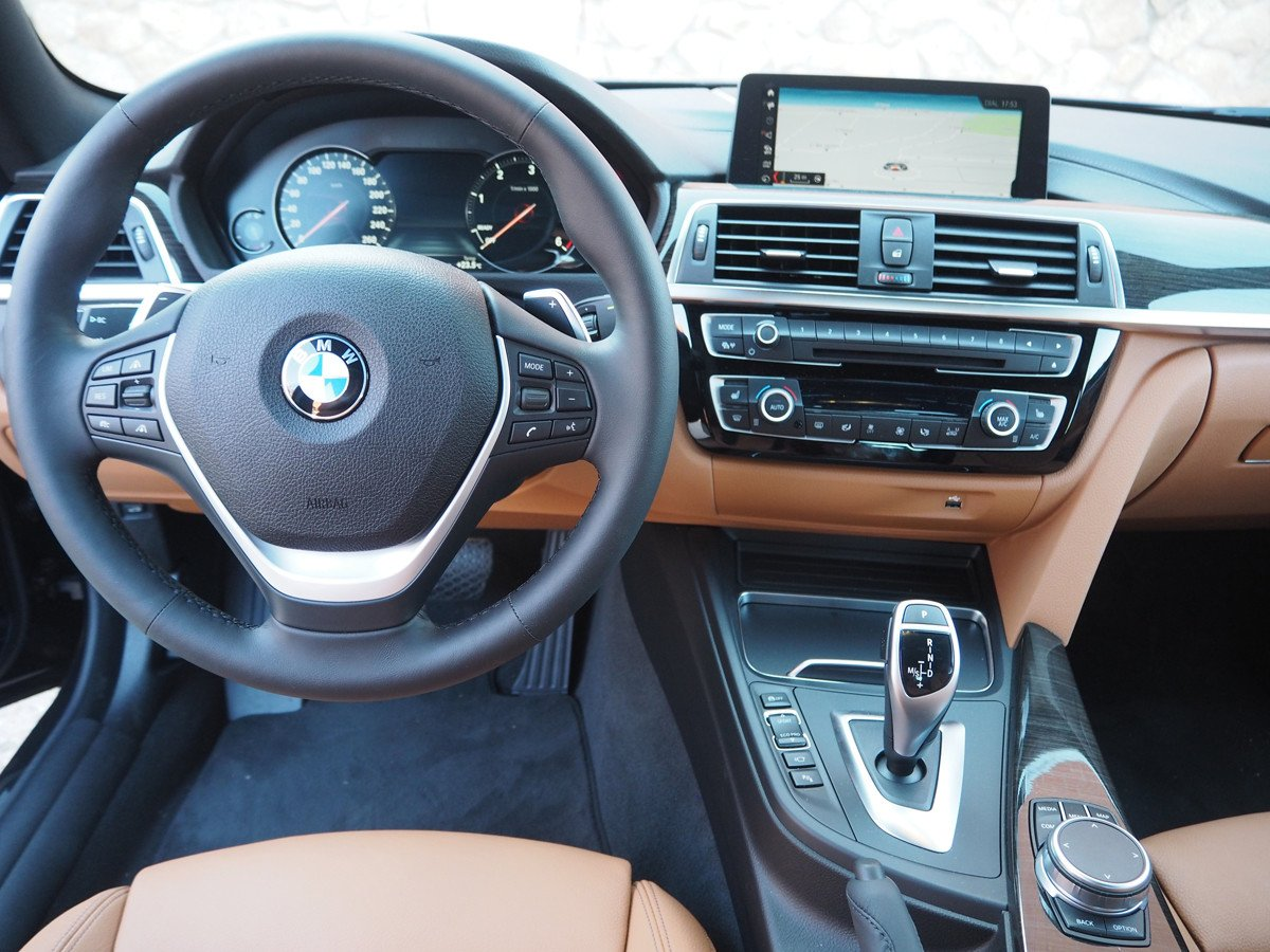 Prueba BMW Serie 4 Gran Coupé