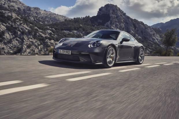 Nuevo Paquete Touring para el Porsche 911 GT3