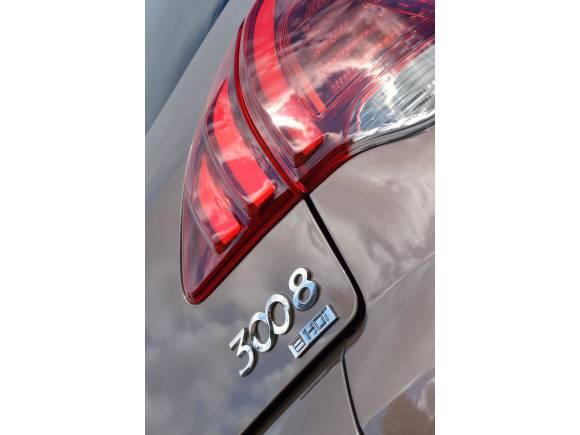 Prueba del Peugeot 3008, rediseñando el crossover