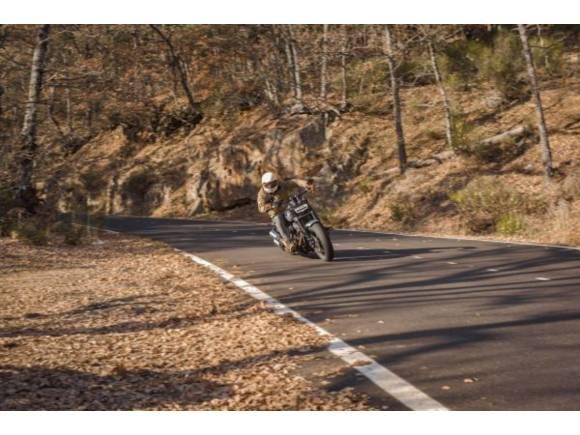 Las carreteras más peligrosas para los motoristas