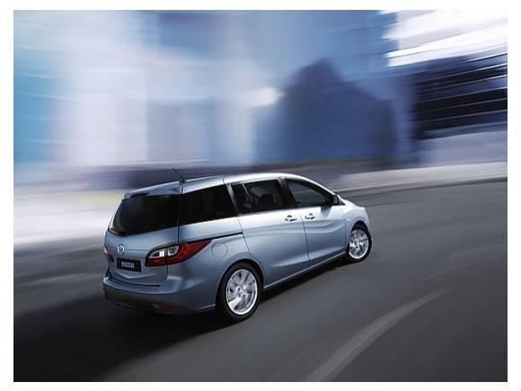 Comprar monovolumen: Renault Grand Scénic o Mazda5