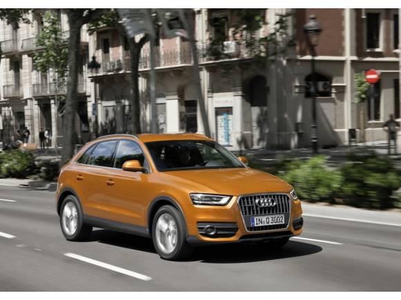 Audi Q3: Nuevo SUV a la venta en octubre