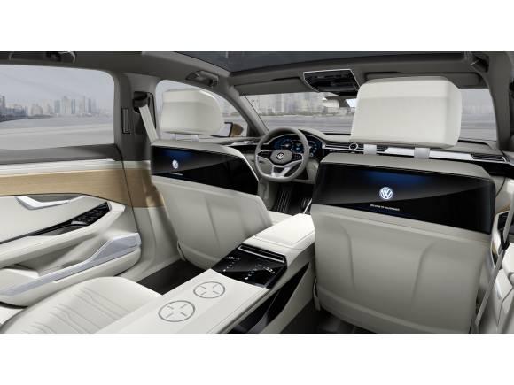 Volkwagen C Coupé GTE: como serán las berlinas superiores de VW