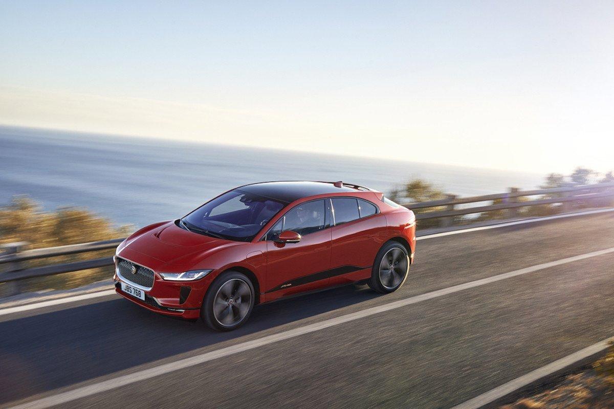 Jaguar I-Pace eléctrico