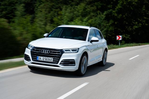 Audi Q5 TFSI e quattro: un gran SUV cero emisiones