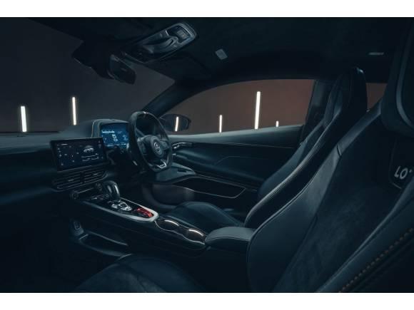 Lotus Emira V6 First Edition: 400 CV de pureza deportiva