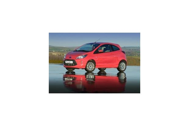 Ford Ka Messenger por 7.900€. Equipado con Windows Live Messenger