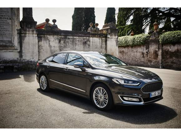 Nuevo Ford Mondeo Vignale, ascenso a la clase Premium