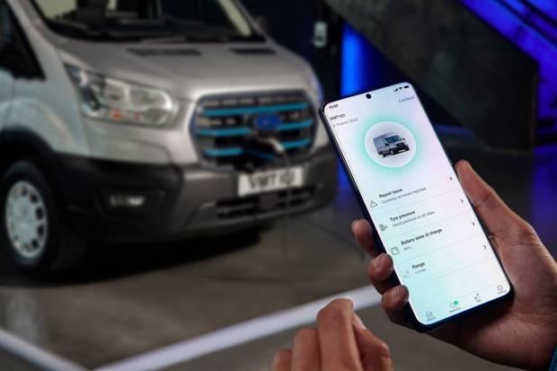 Ford servicios conectados: conoce toda la información de tu vehículo o flota