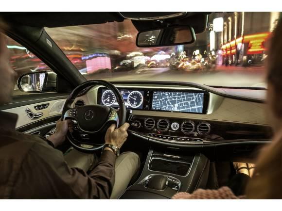 Prueba de gama: Mercedes Clase S, el mejor coche del mundo
