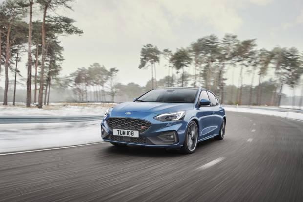 Nuevo Ford Focus ST 2019: con motor gasolina o diésel