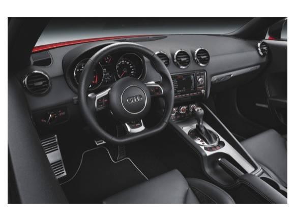 Audi TT RS plus: el Audi TT más potente de la historia