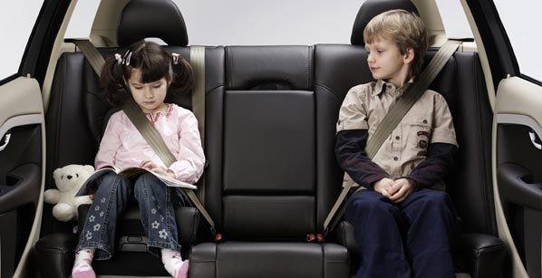 Seguridad Infantil en el coche