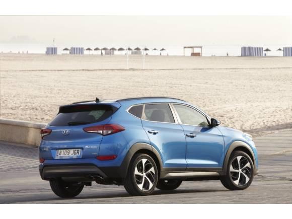 Probamos el nuevo Hyundai Tucson, un SUV con vocación de líder