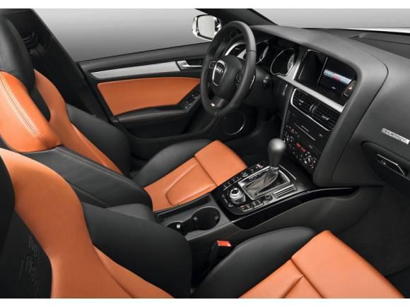 Audi S5 Sportback: Un deportivo camuflado de coche de padre