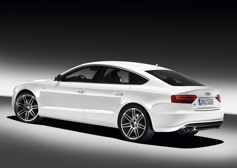 La versión más deportiva de la nueva berlina-coupe de Audi