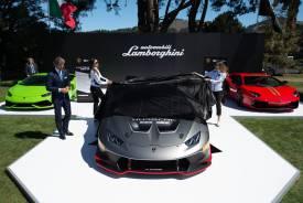 Lamborghini desvela su próximo modelo de competición: Huracán LP620-2 ST