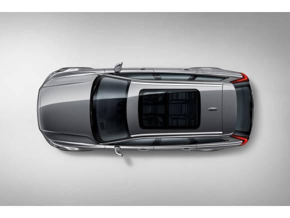 El Volvo V90 ya tiene su versión campera Cross Country