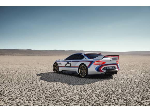 BMW 3.0 CSL Hommage R, herencia de competición