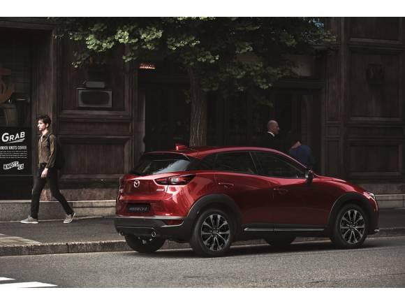 Nuevo Mazda CX-3 2018, cumple la norma Euro 6d de 2020