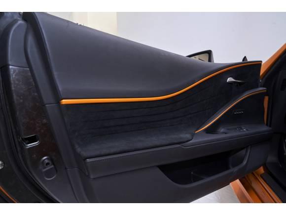 Nuevos Lexus UX 250h Engawa y LC 500h Matte Prototype